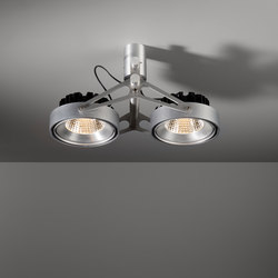 Nomad 111 2x LED GE | Deckenstrahler | Modular Lighting Instruments