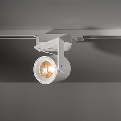 Single Round | Low voltage track lighting | Modular Lighting Instruments