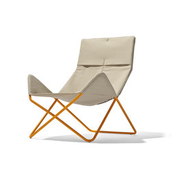 In-Out lounge chair | Sillones de jardín | Richard Lampert