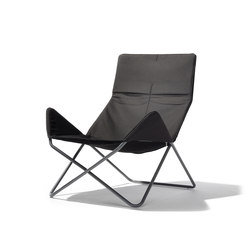 In-Out lounge chair | Garden armchairs | Lampert