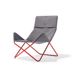 In-Out lounge chair | Sillones de jardín | Lampert