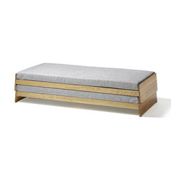 Lönneberga stacking bed | Lits simples | Lampert