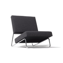 Lounge chair Hirche | Armchairs | Lampert