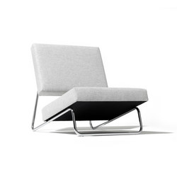 Lounge chair Hirche | Sillones | Lampert