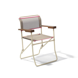 Mash folding chair | Sillas de jardín | Lampert