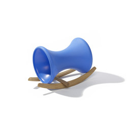 Rocker rocking horse | Play furniture | Lampert