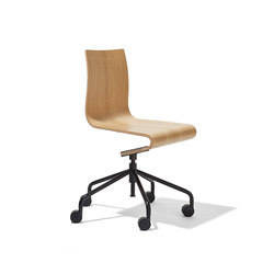 Seesaw working chair | Sillas de oficina | Lampert