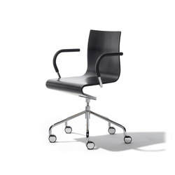 Seesaw working chair | Sillas de oficina | Richard Lampert