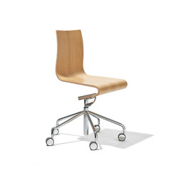 Seesaw working chair | Sedie girevoli da lavoro | Richard Lampert