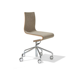 Seesaw working chair | Chaises de travail | Richard Lampert