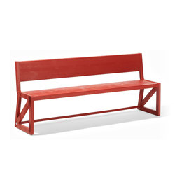 Stijl bench | Bancs | Richard Lampert