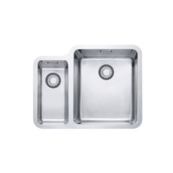 Kubus Sink KBX 160 Stainless Steel | Kitchen sinks | Franke Kitchen Systems