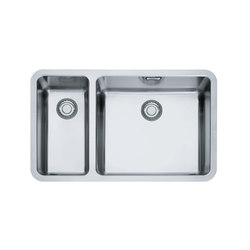 Kubus Sink KBX 160-45-20 Stainless Steel | Kitchen sinks | Franke Home Solutions