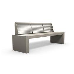 Sicorum M 700 Bench | Panche da esterno | BENKERT-BAENKE