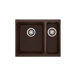 Kubus Sink KBG 160 Fragranit + Chocolate | Kitchen sinks | Franke Home Solutions