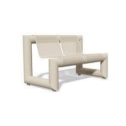 Pausa Bench 1305 | Exterior benches | BENKERT-BAENKE