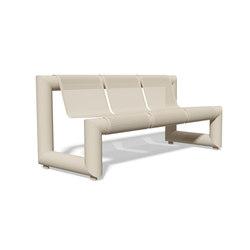 Pausa Bench 1810 | Exterior benches | BENKERT-BAENKE
