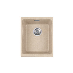 Kubus Sink KBG 210-37 Fragranite + Magnolia | Kitchen sinks | Franke Kitchen Systems
