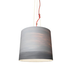 The Sisters XL pendant lamp Fog | Suspensions | mammalampa