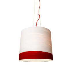 The Sisters XL pendant lamp Sunrise | Suspensions | mammalampa