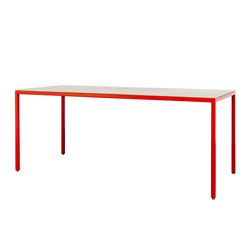 M38 Table | Dining tables | TECTA