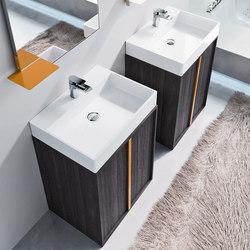 Tratto 60 | Meubles sous-lavabo | Milldue
