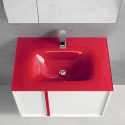 Tratto 70 | Meubles sous-lavabo | Milldue