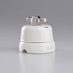 White Italy⎟Modern chrome | Interruptores rotatorios | Gi Gambarelli