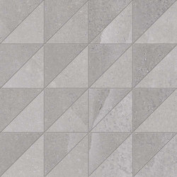 All Over grey mosaico | Floor tiles | Ceramiche Supergres