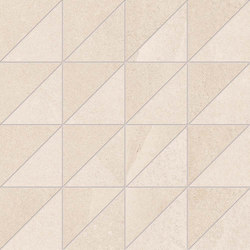 All Ivory Mosaico | Floor tiles | Ceramiche Supergres