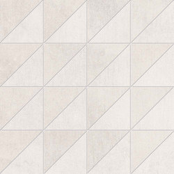 All Over white mosaico | Piastrelle ceramica | Ceramiche Supergres