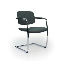 Aire Jr. 410 | Visitors chairs / Side chairs | Luxy