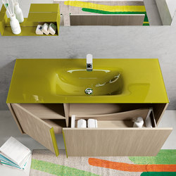 Tratto 120 | Vanity units | Milldue