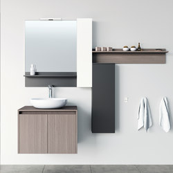 Infinito 70 | Wall cabinets | Milldue