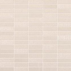 Flow ivory mosaico | Ceramic tiles | Ceramiche Supergres