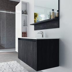 Infinito 90 | Bath shelves | Milldue