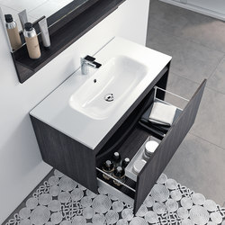 Infinito 90 | Armarios lavabo | Milldue
