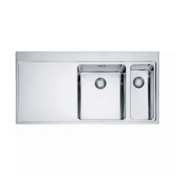Mythos Sink MMX 261 Stainless Steel | Kitchen sinks | Franke Kitchen Systems