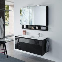 Infinito 120 doppio | Mirror cabinets | Milldue