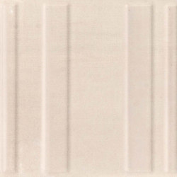 Flow Ivory Struttura Line | Carrelage mural | Ceramiche Supergres