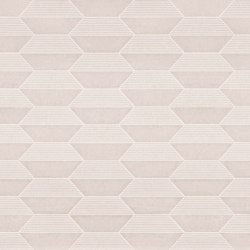 Flow White Campitura Diamond | Wall tiles | Ceramiche Supergres