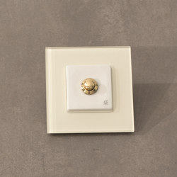Arreda square⎟push button | Push-button switches | Gi Gambarelli