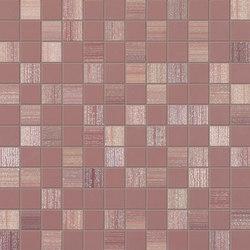 Flavour Cherry Mosaico Shine | Mosaicos | Ceramiche Supergres
