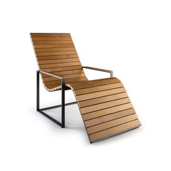 Garden Furniture | Sun Chair | Bains de soleil | Röshults