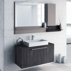 Lato 100 | Wall cabinets | Milldue