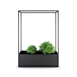 Planter Carl 1400 L Box | Brise-vue | Röshults