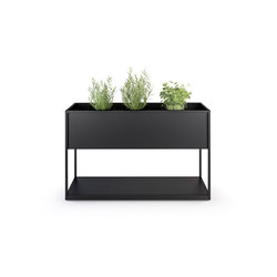 Planter Carl 615 1 Box | Macetas plantas / Jardineras | Röshults