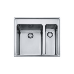 Mythos Sink MTX 260/660-34-16 Stainless Steel | Fregaderos de cocina | Franke Kitchen Systems