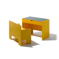 Wonder Box table and bench | Children's area | Lampert