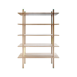 The Babel Shelf | Shelving modules | strasserthun.
